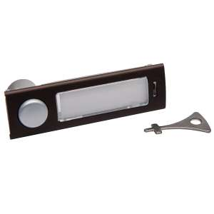 Klingelkombi und Lichttaster